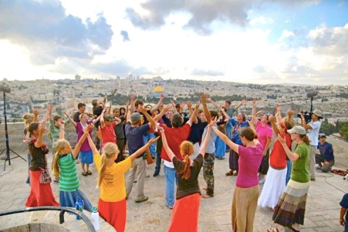 """""""Days Of Elijah"""" - Mount of Olives - New Heights Dance Ministry"""