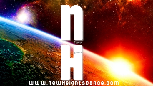 New Heights Dance Ministry Logo