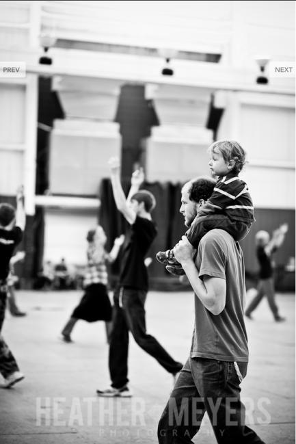 New Heights Dance Ministry (HeatherMeyers.com)