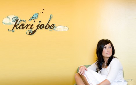 Kari Jobe - Where I Find You 2012 Tracklisting and lyrics yellow wallpaper